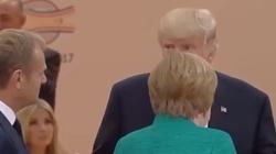 Wyciekła prywatna rozmowa Merkel z Trumpem - POSŁUCHAJ! - miniaturka