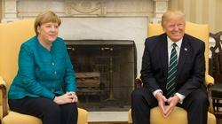 Donald Trump ostro atakuje Niemców za NATO, handel i rosyjski gaz - miniaturka
