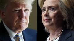 Debata w USA: Trump lepiej przygotowany, Clinton wygrywa w sondażach - miniaturka