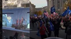Marsz poparcia dla Donalda Trumpa. Tysiące osób w Waszyngtonie [Wideo] - miniaturka