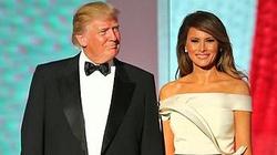 Liberałów drażni 'macho' Trump, wróżą rozwód Donalda i Melanie - miniaturka