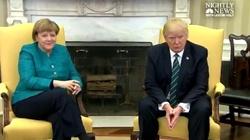 Merkel popiera amerykański atak na Syrię - miniaturka