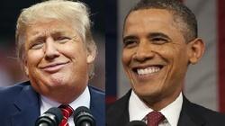 Zaskakujące spotkanie Trumpa i Obamy - miniaturka