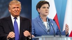 Trump podczas wizyty w Polsce poprze rząd PiS! - miniaturka