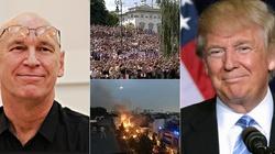 Leszek Żebrowski: Prezydent Ameryki stawia Polskę jako wzór dla dekadenckich państw - miniaturka