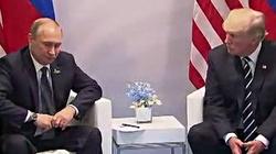 Trump: Putin wolałby, żeby wygrała Clinton - miniaturka