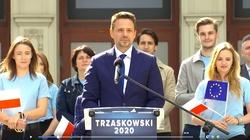 Trzaskowski tworzy ruch obywatelski: ,,Nie wolno nam składać broni'' - miniaturka