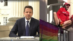 Sondaż. Prowokacje LGBT. Wyborcy Trzaskowskiego też są przeciw - miniaturka