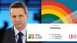 Niemieccy partnerzy i antyrządowy program konferencji w walce o młodych – tak się ustawia Trzaskowski! - miniaturka