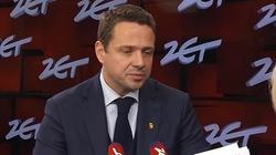 Trzaskowski: Najpierw obalić prezydenta a później rząd - miniaturka