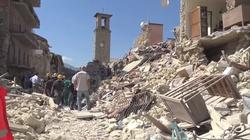 Włochy: Trzęsienie ziemi nawiedziło Rzym - miniaturka