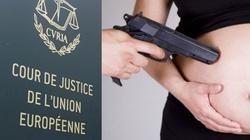 TSUE nie zdał testu z praworządności i respektowania prawa do sądu - miniaturka
