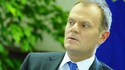 Tusk - zbawca Europy i Polski. ,,Wyborcza'' przeszła samą siebie - miniaturka