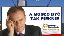 Michał Cieślak dla Frondy: Polska dla Tuska? Kiedyś była ważna, kiedyś... - miniaturka