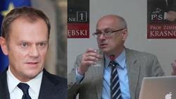 Prof. Krasnodębski: Tusk judzi w Brukseli przeciw Polsce - miniaturka