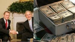 WAŻNE! Rząd Tuska zapłacił firmie z USA 200 tys. $ za lobbing! - miniaturka
