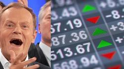 Jaszczyk: Dekapitalizacja giełdy to wina PiS czy Tuska ? - miniaturka