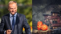 Tusk i projekt ustawy o ,,Halloween'' anonimowego obywatela - miniaturka