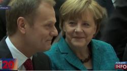 Merkel do Tuska: wiem, że Nord Stream 2 szkodzi Europie - miniaturka