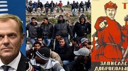 Czy teraz imigrantów Tuska i Merkel przyjmiemy dobrowolnie? - miniaturka