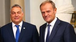 Orban odpowiada Tuskowi. Jeżeli nie umie pomóc, niech chociaż nie przeszkadza - miniaturka
