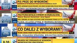 Internet pęka ze śmiechu z TVN. Rada polityczna TVN jeszcze nie wydała oficjalnego komunikatu - miniaturka