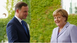 Andrzej Duda: Partnerstwo polsko-niemieckie jest jednym z ważnych fundamentów UE - miniaturka