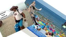 Internauci bezlitośni dla akcji PO: zobacz memy! #spacerPOplaży - miniaturka