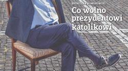 Komorowski w trampkach porównuje się do Piłsudskiego i się żali... - miniaturka