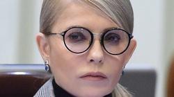 Julia Tymoszenko zakażona koronawirusem. Jest w stanie krytycznym - miniaturka