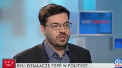 Stanisław Tyszka: Szef MSZ Izraela musi być persona non grata  - miniaturka