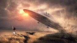Były szef wywiadu USA przyznał, że władze ukrywają wiele doniesień o UFO. Ich ujawnienie wymusza ustawa podpisana przez Trumpa - miniaturka