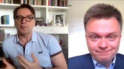 Tomasz Lis kpi z Hołowni: Ja dyplomu ,,dzielnego pacjenta'' nie dostałem  - miniaturka