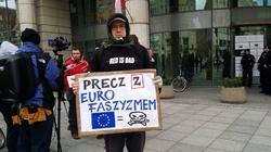 Skandaliczny atak na wolność słowa w Strasburgu. W tle ideologia LGBT - miniaturka