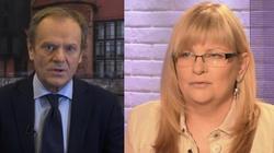 Anita Gargas żąda wyjaśnień od Tuska. ,,Czeka pana proces'' - miniaturka