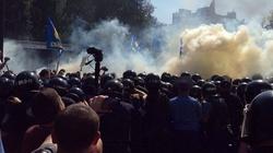 Potężny wybuch przed Radą Najwyższą Ukrainy. Są zabici i ranni!  - miniaturka