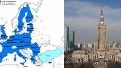 """Unia Europejska ze stolicą w Warszawie? """"Proractwa"""" Stratfor - miniaturka"""