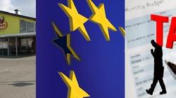 Unia znów robi nam wbrew: kwestionuje podatek od sprzedaży i podatek bankowy - miniaturka