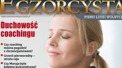 Miesięcznik 'Egzorcysta' przestrzega przed coachingiem - miniaturka