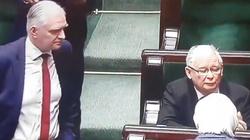 Gowin podszedł do prezesa PiS. Jaka była jego reakcja? - miniaturka