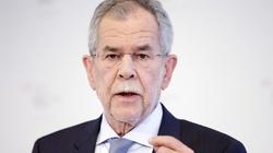 Van der Bellen prezydentem Austrii - miniaturka