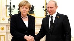 Niemcy i Rosja razem przeciw Polsce i USA? Rzecznik Kremla: Nord Stream 2 powstanie. Mówił też o sankcjach - miniaturka