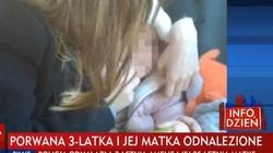 Nowe informacje w sprawie 3-letniej Amelki. 'Tatuś walczy bardzo nieskutecznie...' - miniaturka