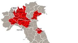 Koronawirus. Połowa Włoch odcięta od świata - miniaturka