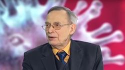 Wirusolog o koronawirusie: Walczymy z tym czego nie ma - miniaturka