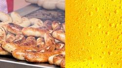 Pyszny i prosty obiad na dziś: Kiełbasa w piwie z musztardą i ostrą papryką - miniaturka