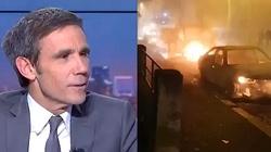 Francja. Dziennikarz zdziwiony: To w Polsce 1 stycznia nie palą samochodów? - miniaturka