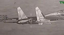 Rosyjskie myśliwce przechwycone nad Bałtykiem! Jest nagranie - miniaturka