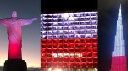 Po prostu piękne! Tak świat uczcił 100. rocznicę odzyskania przez Polskę niepodległości - miniaturka