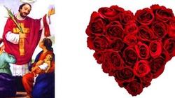 Św. Walenty - Patron opętanych, epileptyków i zakochanych - miniaturka